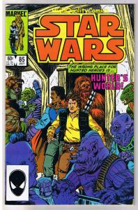 STAR WARS #85, VF/NM, Luke Skywalker, Darth Vader, 1977, more SW in store