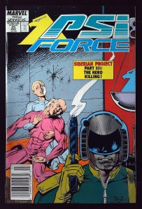 Psi-Force #29 (1989)
