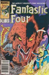 Fantastic Four (Vol. 1) #277 (Newsstand) VF/NM; Marvel   save on shipping - deta