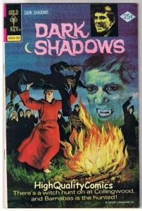 DARK SHADOWS #30, FN+, Barnabas, Vampire, Gold Key,1969, more GK in store