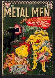 Metal Men #21 (1966)