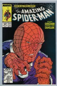 Amazing Spider-Man 307 Oct 1988 NM- (9.2)