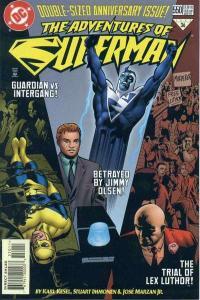 Adventures of Superman (1987 series) #550, VF+ (Stock photo)