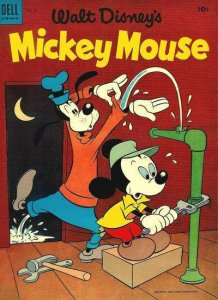 Mickey Mouse (1941 series) #36, Good (Stock photo)