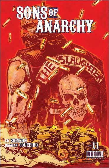 Sons of Anarchy #11 VF/NM; Boom! | save on shipping - details inside