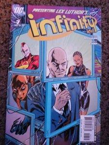 Infinity Inc. #7 (2008) Vf-NM