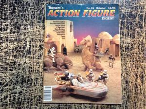Tomart's Action Figure Digest # 45 October Star Wars Toys Magazine 1997 S79