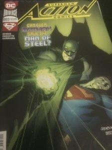 DC Superman Action Comics #1003 Mint