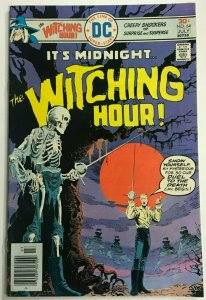 WITCHING HOUR#64 VF 1976 DC BRONZE AGE COMICS