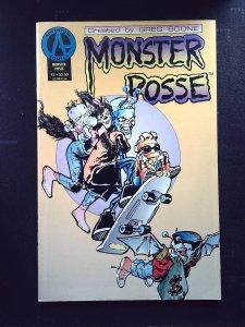 Monster Posse #3 (1992)