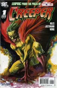 Creeper (2006 series) #1, NM + (Stock photo)