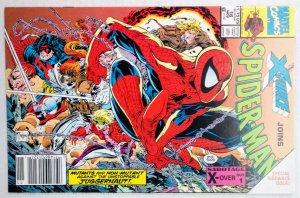 Spider-Man #16 (NM-, 1991) NEWSSTAND