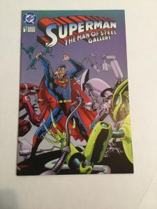 Superman The Man Of Steel Gallery 1 NM Near Mint