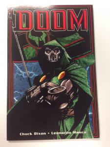 Doom Tpb Near Mint Chuck Dixon Leonardo Manco