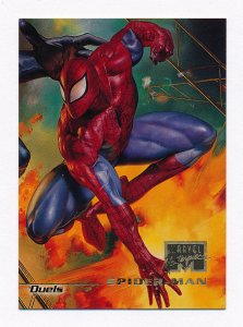 1996 Marvel Masterpieces #80 Spider-Man