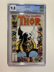 Thor 373 Cgc 9.8 White Pages Marvel Copper Age 010