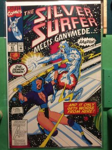 The Silver Surfer #81