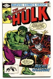 Incredible Hulk #271 1st Rocket Raccoon! GOTG! marvel key  high grade comic