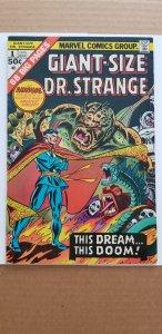 Giant-Size Doctor Strange