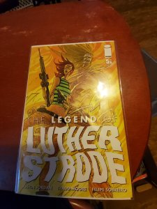 The Legend of Luther Strode #5 (2013)