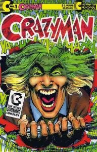 Crazyman #1 VF/NM; Continuity | save on shipping - details inside