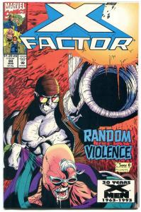 X-Factor #88 1993- 1st RANDOM- Marvel F/VF