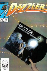 Dazzler #29, NM- (Stock photo)