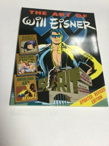 The Art Of Will Eisner Revised Softcover Oversized Yronwode Kitchen Sink Press