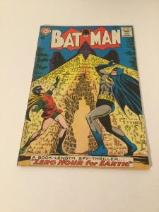 Batman 167 4.5 VG+ Very Good +