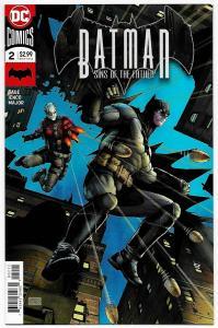 Batman Sins of The Father #2 (DC, 2018) NM