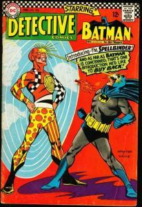 DETECTIVE COMICS #358-BATMAN AND ROBIN VG