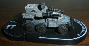 Partisan AA Vehicle 034 Mechwarrior
