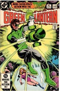 Green Lantern #163 (1960 v2) Keith Pollard NM-