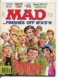 Mad-Magazine-#234-1982-Mort Drucker-Don Martin-Bob Clarke-MASH Cover