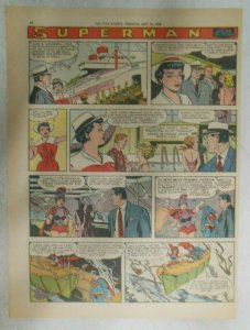 bvSuperman Sunday Page #1020 by Wayne Boring from 5/17/1959 Tabloid Page Size