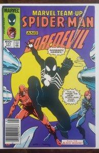 Marvel Team-Up 141 1st Black Suit. Need pressed.