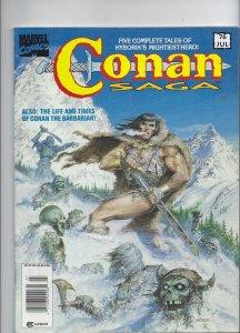 Conan Saga #76 (1993)