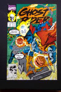 Ghost Rider #17 Sept 1991 w/ Spider-Man & Hobgoblin