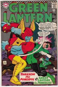 Green Lantern #50 (Jan-67) VF/NM- High-Grade Green Lantern