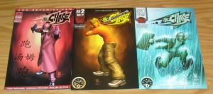 the Chase #1-2 VF/NM complete series + bumper edition - 21st century noir