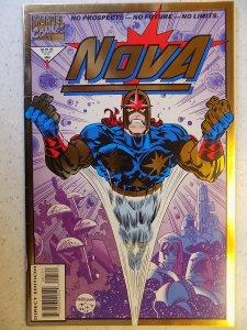 Nova #1 (1994) GOLD FOIL COVER