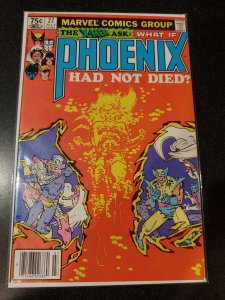 WHAT IF #27  PHOENIX HAD NOT DIED
