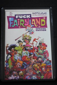 F**k Fairyland, Skottie Young Special Edition, Low Print run, Limited!