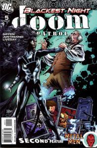 Doom Patrol (5th Series) #5 VF/NM; DC | save on shipping - details inside