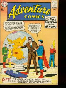 ADVENTURE COMICS #309 1963 DC SUPER-MONSTERS SUPERBOY VF