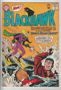Blackhawk #200 (Sep-64) FN/VF+ High-Grade Black Hawk, Chop Chop, Olaf, Pierre...