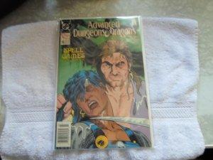 1990 DC COMICS ADVANCED DUNGEONS & DRAGONS # 16