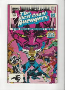 West Coast Avengers Ann.#3 Evolutionary WarNM