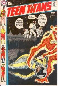 TEEN TITANS (1966) 27 VF   June 1970 COMICS BOOK