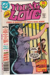 Young Love #124 (Mar-77) NM- High-Grade